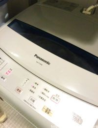 パナ製洗濯機
