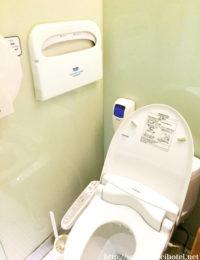 共同トイレ清潔
