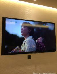 テレビは大きく日本のチャンネルは2つある。